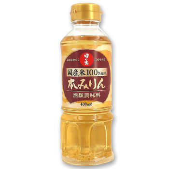 Hon mirin pure japanese rice  14% 400ml