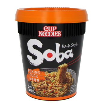 Nissin Yakisoba bowl peking duck 87g