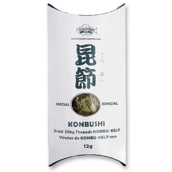 Dried silky threads kombu kelp 12g