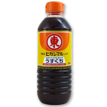 Light soy sauce 500ml