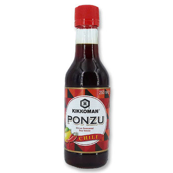Sauce ponzu au jus de citron & piment 250ml