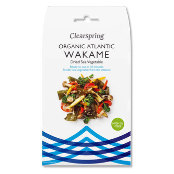Clearspring organic Atlantic wakame 25g