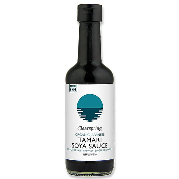 Sauce soja tamari biologique simple force 250ml
