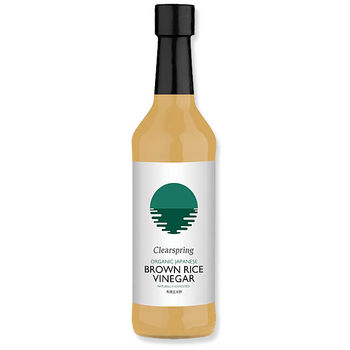 Organic traditional brown rice vinegar 500ml