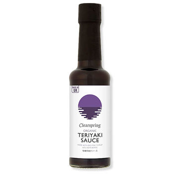Clearspring organic teriyaki sauce 150ml