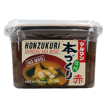 Miso rouge traditionnel 500g