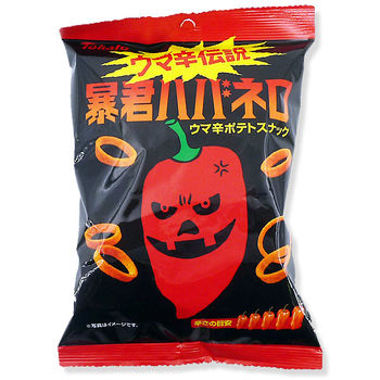 Spicy snack 56g