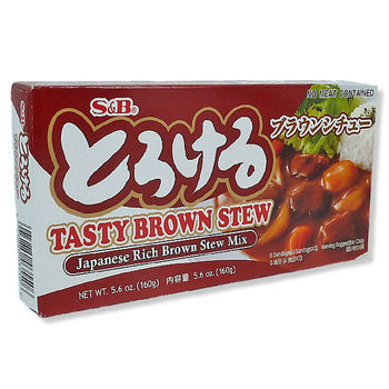Torokeru Brown stew mix 160g