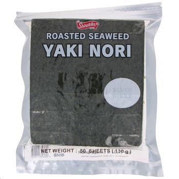 Nori seaweed for sushi - high quality x50