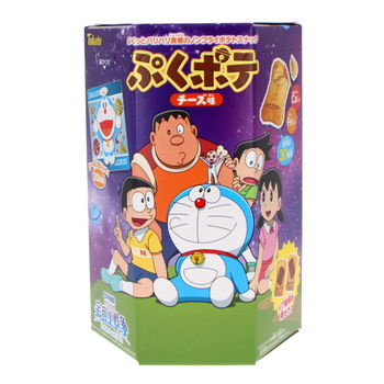 Salted potato snacks Doraemon