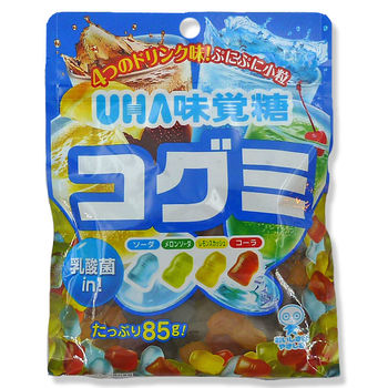 Mikakuto gummy mini mix 85g