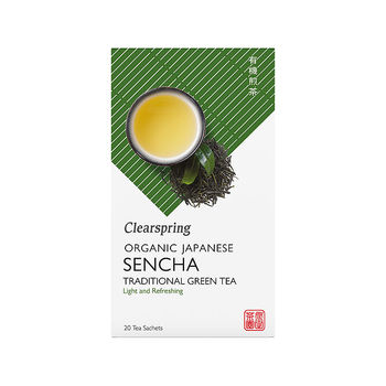 Organic Green tea (20 teabags)