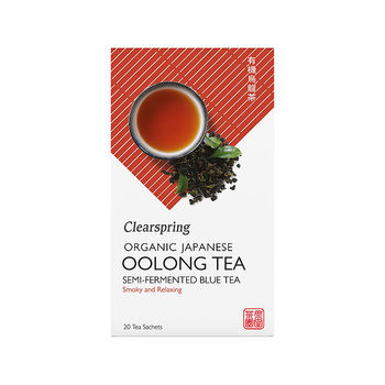 Organic oolong tea (20 teabags)