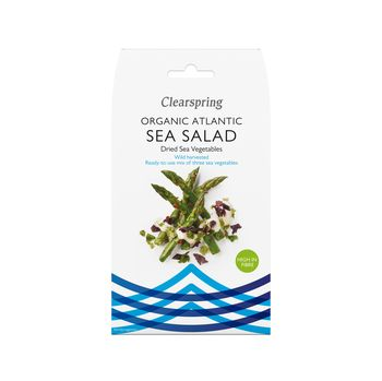 Clearspring organic atlantic sea salad 25g