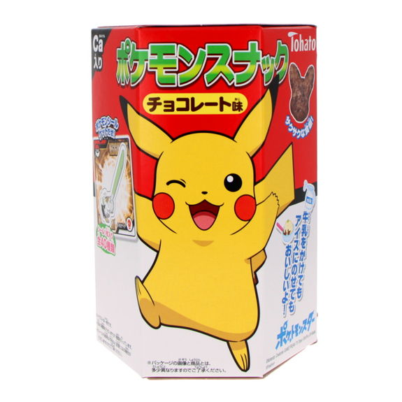 Pokemon chocolate cookie 23g