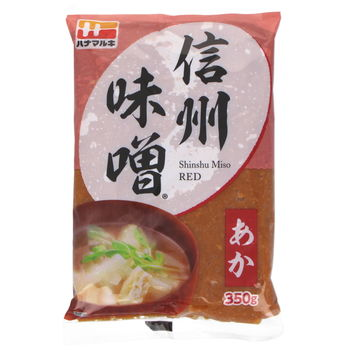 Hanamaruki red miso paste 350g