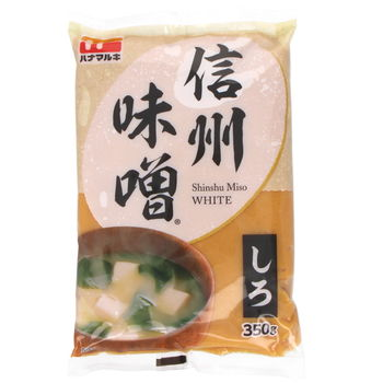 Hanamaruki white miso paste 350g