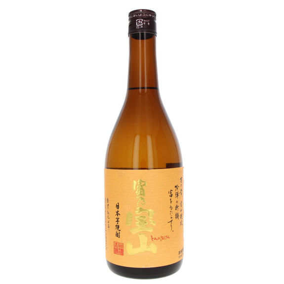Shochu de patate douce & koji jaune 25% - 72 cl