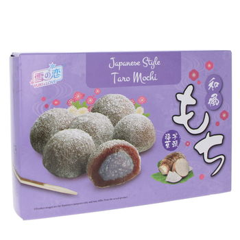 Japanese style mochi with Taro 210g
