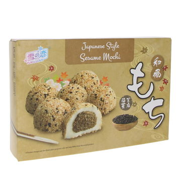 Japanese style mochi with seame 210g