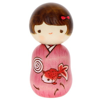 """Little girl"" Kokeshi 11.5cm"