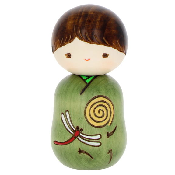 """Little boy"" Kokeshi 11.5cm"