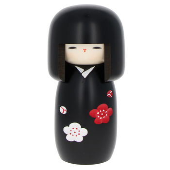 """Flower of happiness"" Kokeshi 14cm"
