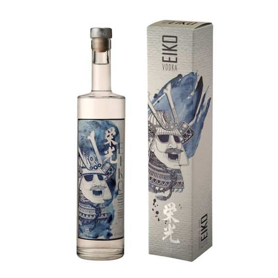 Eiko handcrafted japanese vodka 43° 70cl
