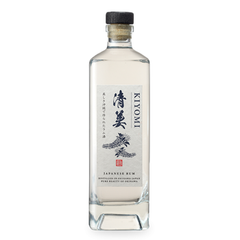 Kiyomi traditional white japanese rum 40° 70cl
