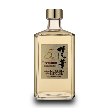 Premium japanese barley shochu 5years  35° 50cl