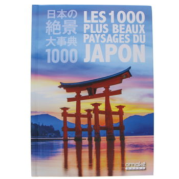 Japan 1000 most beautiful sceneries (in French)