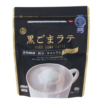 "Back sesame instant Mix for ""Sesame Latte"" drink 150g"