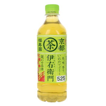 IEMON Ryokucha green tea in bottle 500ml