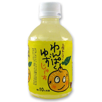 Japanese drink with yuzu juice 280ml
