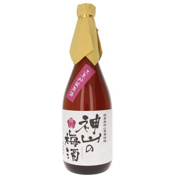 Hand-crafted Umeshu - 3years 17% 720 ml