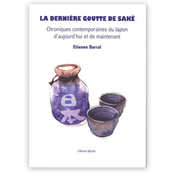 The last sake drop (in french)