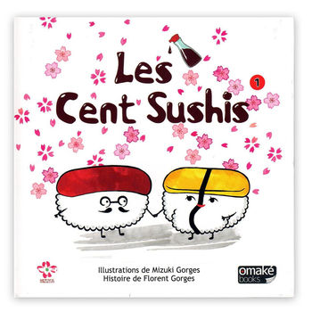 The hundred sushis (in french)
