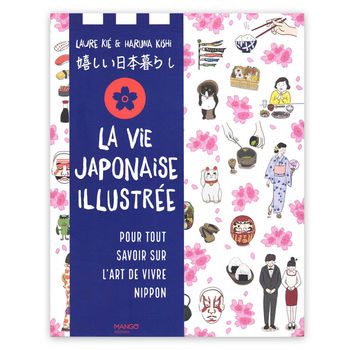 The japanese life in drawings (in french)