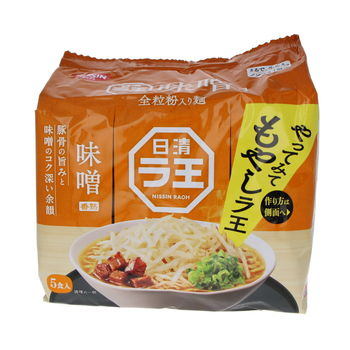 Instant Ramen with miso taste 510g (5 servings)