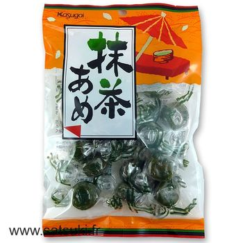 Candy Green tea matcha 110g Kasugai
