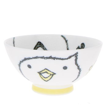 """Little chick"" Rice granulated bowl - small size"