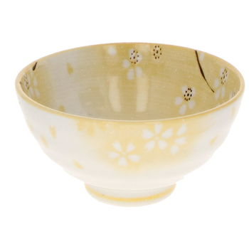"Rice bowl ""Sakura"" - Yellow"