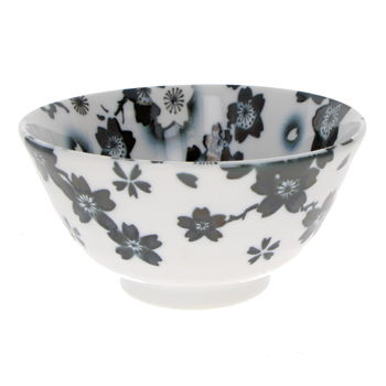"Bowl for Donburi ""Ume"" - White"