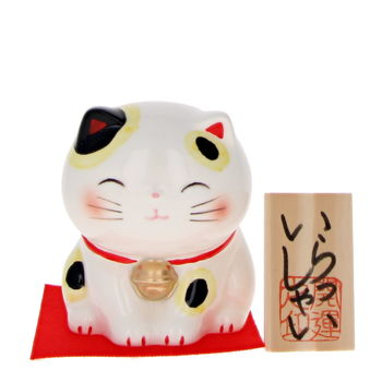 Maneki Neko tirelire - Sourires 7cm