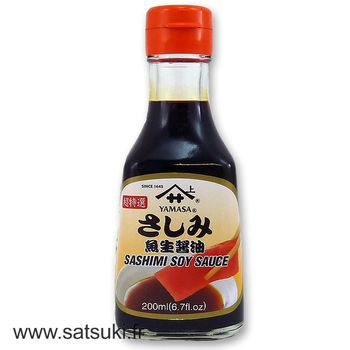 Soy sauce for sashimi 200ml