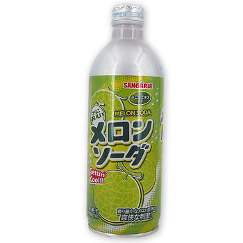 Soda au melon 500ml