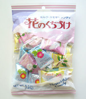 Hard candy, milk and peach 129g