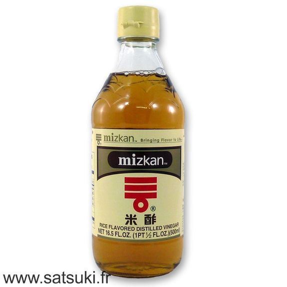 Rice vinegar high quality 500ml