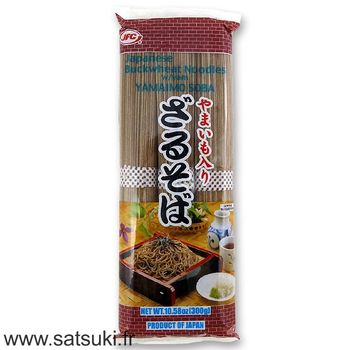 Yamaimo buckwheat  noodles with yam 300g (3x100g)