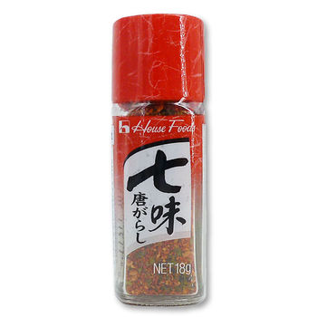 Seven spice assorted chili seasoning 15g